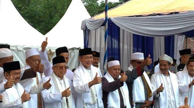 Ingin Hadirkan Islam Sejuk di Indonesia, Ribuan Dai Ikrar Dukung Kiai Ma'ruf Amin