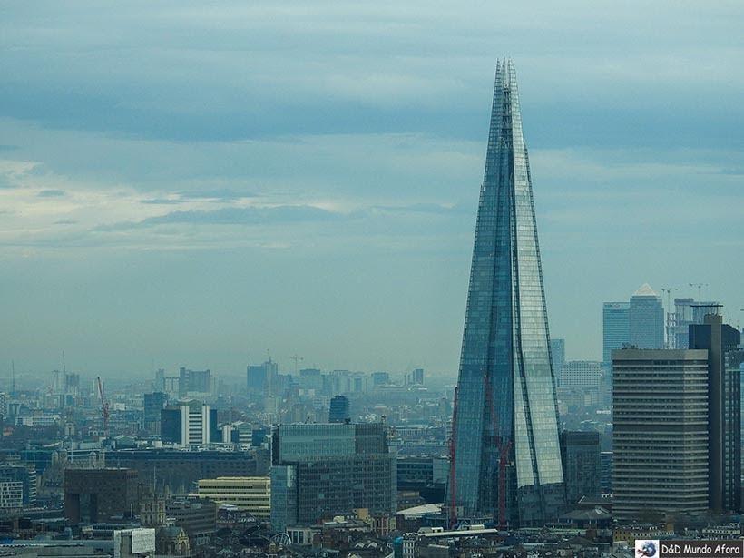The Shard - O que fazer em Londres: 48 atrações imperdíveis