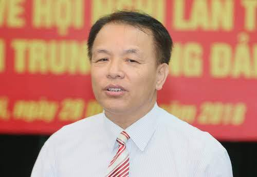 Ông Lê Quang Vĩnh
