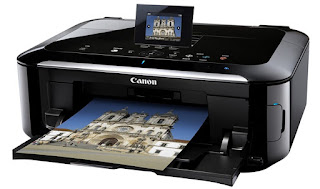 Five Individual Printer ink Reservoir System Canon PIXMA MG5320 Drivers Download And Review