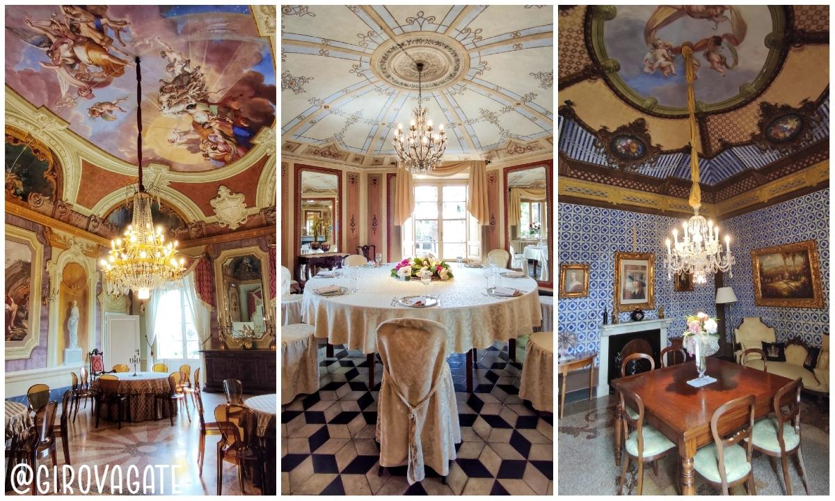sale ristorante Villa Zeiro