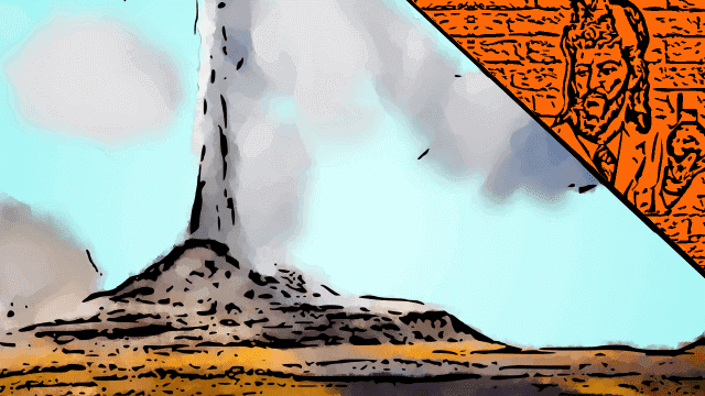 O vulcanismo de Yellowstone, por que é tão intenso?  - Queimando Neurônios