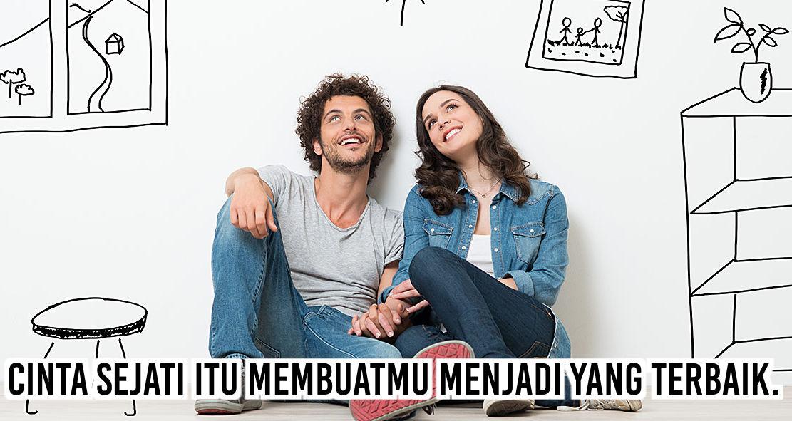 Cek Apakah Pasanganmu Adalah Cinta Sejatimu