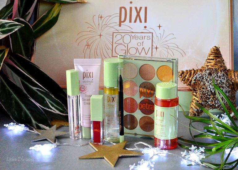 Pixi #20YearsOfGlow - kultowe kosmetyki Pixi Beauty