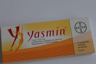 A pílula yasmin® e o acne