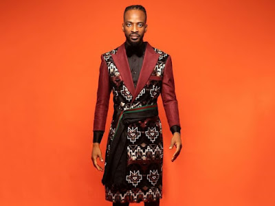 9ice Celebtates His 40th Birthday with Gratitude and lovely new photos