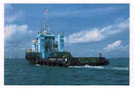 Tugboat available on charter for towing in Indian Waters