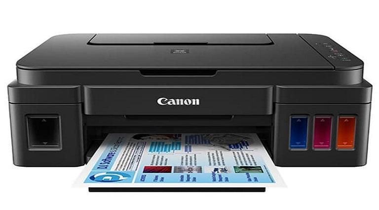 Cara reset Printer Canon G1000