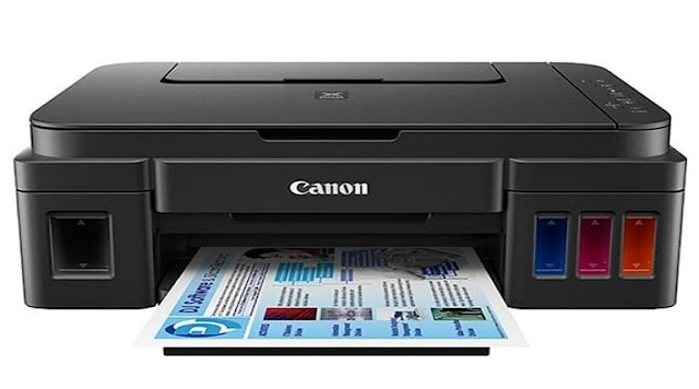 Cara reset Printer Canon G1000