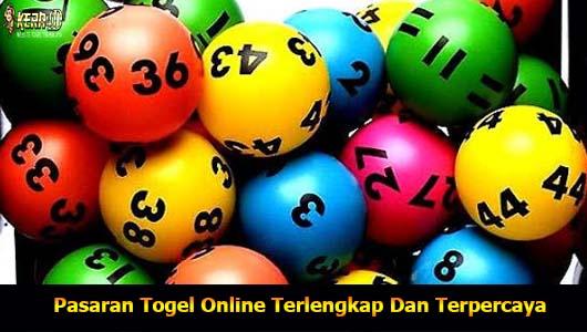 Pasaran Togel Online Terlengkap Dan Terpercaya