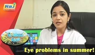 Eye problems in summer | Health Care | Tips by Dr Rathi | Pengal Neram