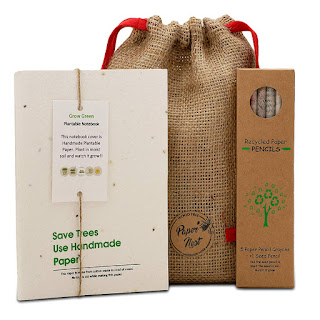 Best Eco-Friendly Green Gift Ideas that Are Unique & Cheap I Birthday Return Gift Idea I Special Gift