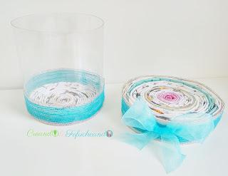 Base-y-tapa-cómo-hacer-1-caja-de-caramelos-con-tubos-de-papel-y-1-botella-de-plástico-creandoyfofucheando