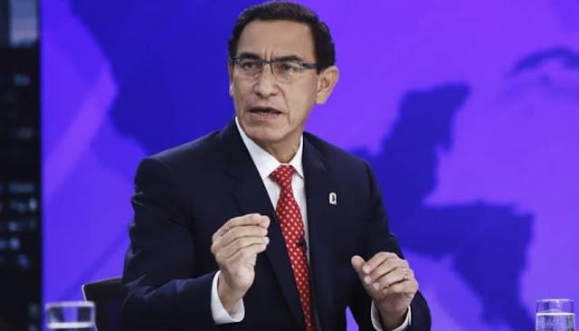 Martín Vizcarra sobre Richard Swing