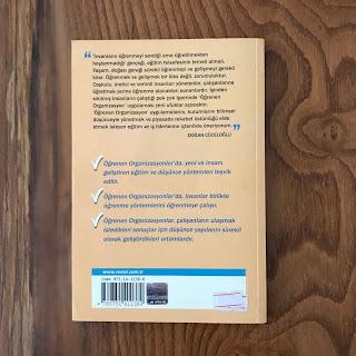 Ogrenen Organizasyon Yolculugu - Bir Basari Oykusu (Kitap)