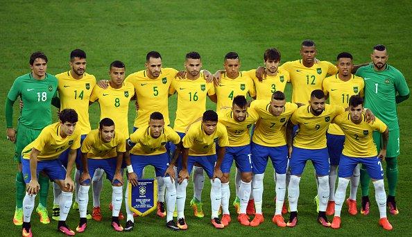 foto posada, poster, campeão, brasil, cbf, brasil campeão