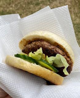 BE-PAL付録 SHO'S肉厚グリルパン ハンバーガーの作り方