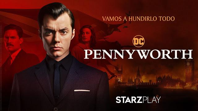 Imagen Pennyworth Temporada 2