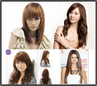 4 Gaya dan Model Rambut Layer Panjang Terbaru