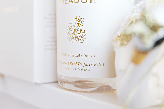 Wax Lyrical spring Meadow fragrance review