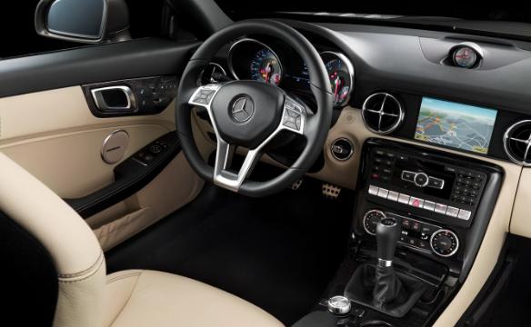 2019 Mercedes-Benz SLK250 Manual Review