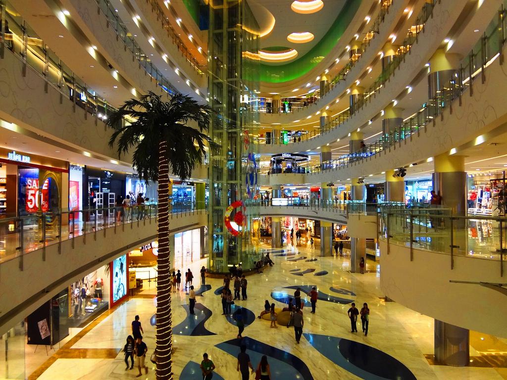 daftar mall dan pusat perbelanjaan di jakarta dan bandung