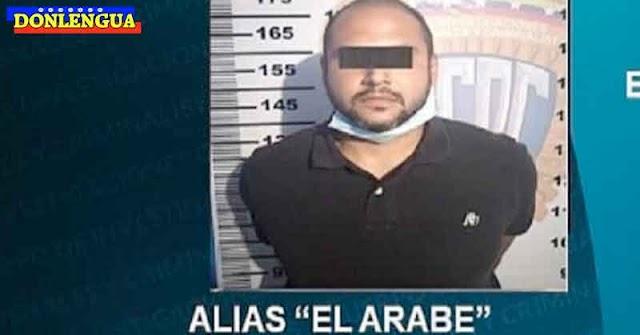 Detienen a El Árabe por asesinar a un comerciante en Punto Fijo