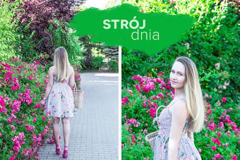 Strój dnia z letnią sukienką + ważna informacja - czytaj dalej »