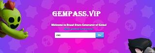 Gempass.vip Get Free Gems Brawl stars from Gempass vip