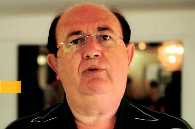 PATOS DE LUTO: Covid-19 mata o ex-deputado Dinaldo Wanderley aos 69 anos