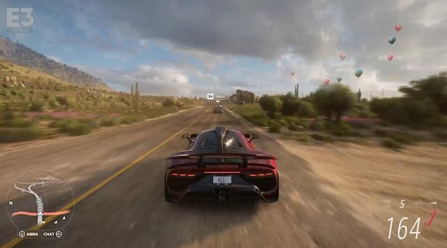 Forza Horizon 5 Mexican Road Xbox Games Showcase E3 2021