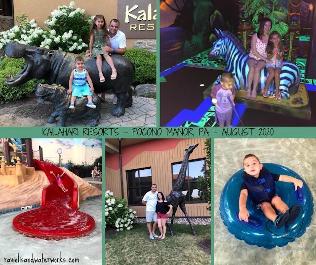 a honest and detailed review of kalahari resorts in pennsylvania