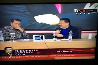 Ada Buzzer Istana di ILC TV One?
