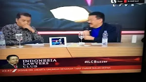 Ada Buzzer Istana di ILC TV One?