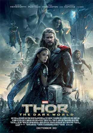 Thor: The Dark World 2013 BRRip 720p Dual Audio In Hindi English