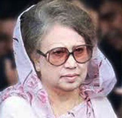 Khaleda Zia will oppose bail on bail