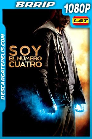 Soy el numero cuatro (2011) 1080p BRrip Latino – Ingles