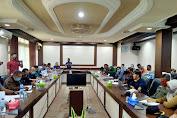 Tolak Omnibus Law, AMPPT Audiensi Dengan DPRD Tebo