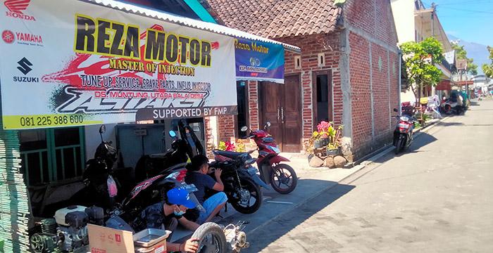 Reza Motor Bengkel Sepeda Motor Injeksi Temanggung
