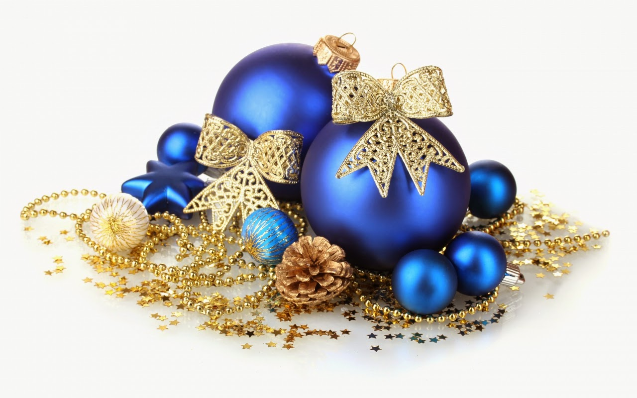 Christmas Tree Baubles Decorations Beautiful Balls Designs