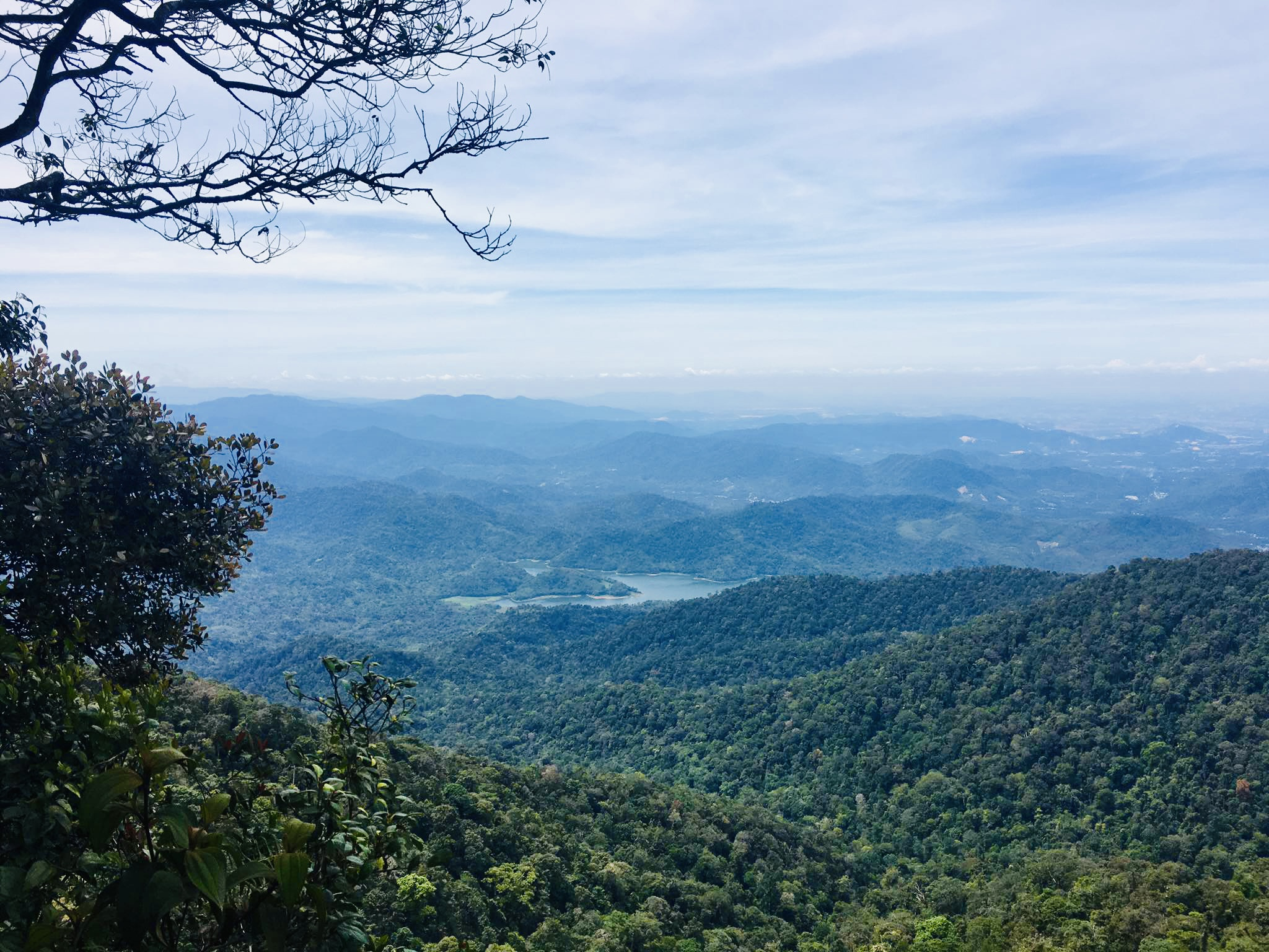 Catchingtravels: Gunung Nuang via Pangsoon (Hulu Langat) – Popular Training  Ground For Upcoming Big Hikes