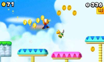 Super mario bros 2 3ds mushroom world 1 star coins : Funny cat