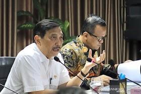 """Luhut Minta KPK Jangan Berlebihan Periksa Edhy Prabowo, """"Saya Titip Itu"""""""