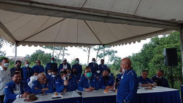 Ungkit Hambalang tapi Rangkul Nazaruddin, Kubu Moeldoko Bicara Cuci Baju