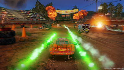 cars 3 game warner