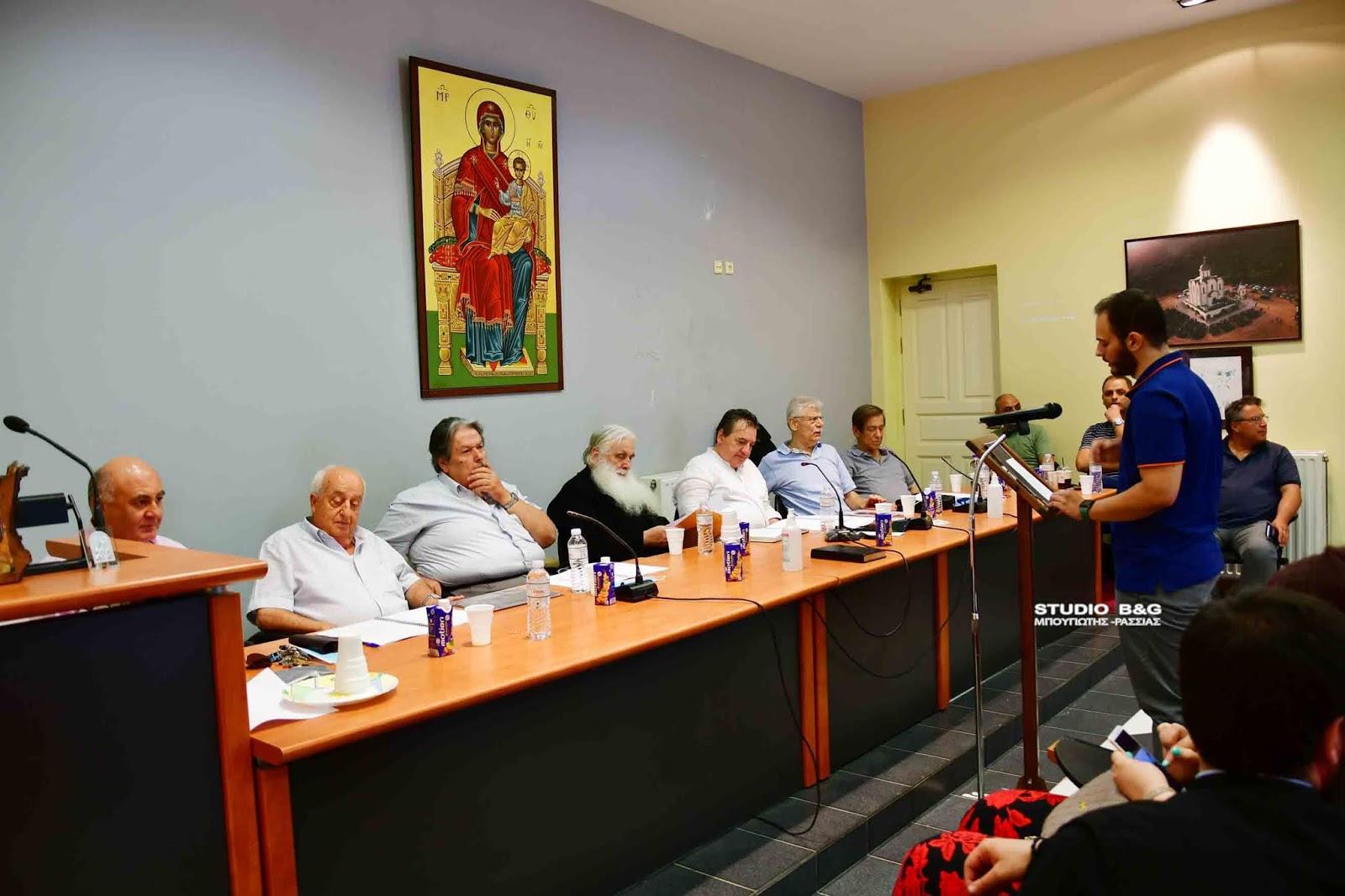 Απολυτήριες, πτυχιακές και διπλωματικές εξετάσεις στη Σχολή Βυζαντινής Μουσικής της Ι.Μ. Αργολίδoς