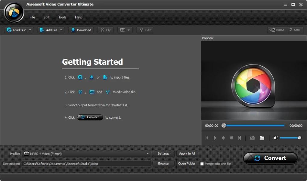 تحميل برنامج Aiseesoft Video Converter Ultimate 10.0.8 لتنزيل وتحرير وتحويل مقاطع الفيديو