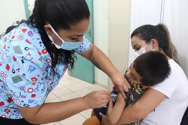 Mais de 76 mil pessoas foram vacinadas contra a gripe em Foz