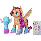 My Little Pony Moves, Makes Sound, Lights Up, Brushable Hair G5 Main Series Ponies