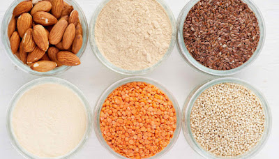 الأطعمة التي تحتوي على الواي بروتين